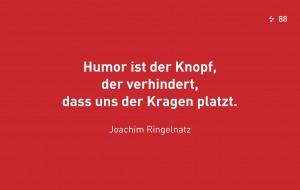 88 Humor Kragen